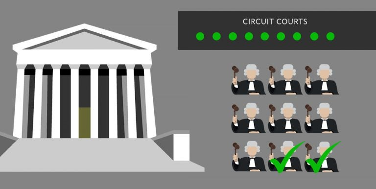 GRANT'S APPOINTMENTS BRING NUMBER OF JUSTICES BACK TO NINE
