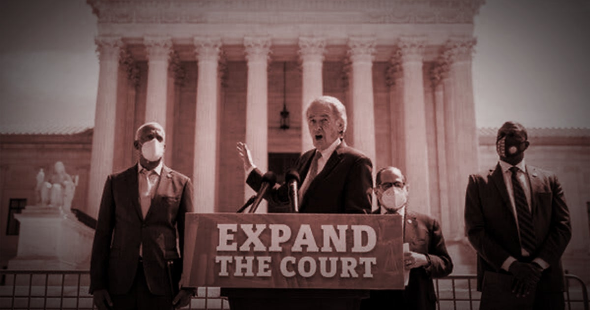Tyranny Less Than 180 Days Ahead? Biden's Commission on Supreme Court Holds First Meeting