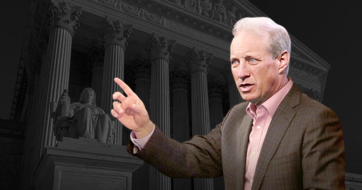 Biden's Secret Court-Packing Commission