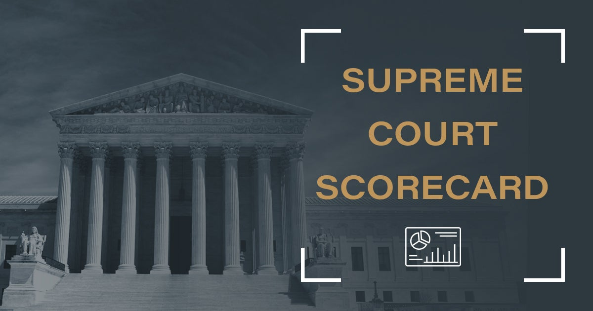 Why June Could be Decisive for Religious Freedom and the Future of the Nation's Highest Court