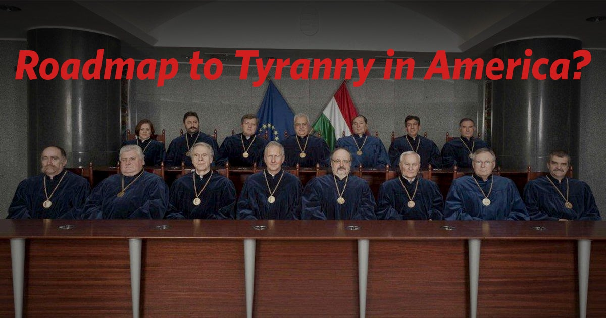How Hungarian Political Elites Manipulated the Judiciary to Consolidate Power