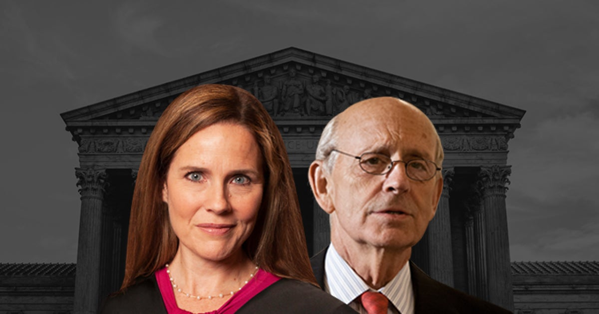 Judges Aren't Partisan Hacks: Justices Barrett and Breyer Speak Out Against Court-Packing Threats
