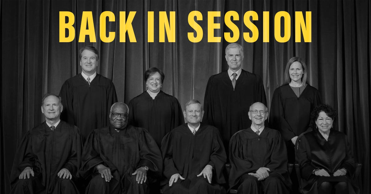 Supreme Court-Packing Threat Looms as Justices Return